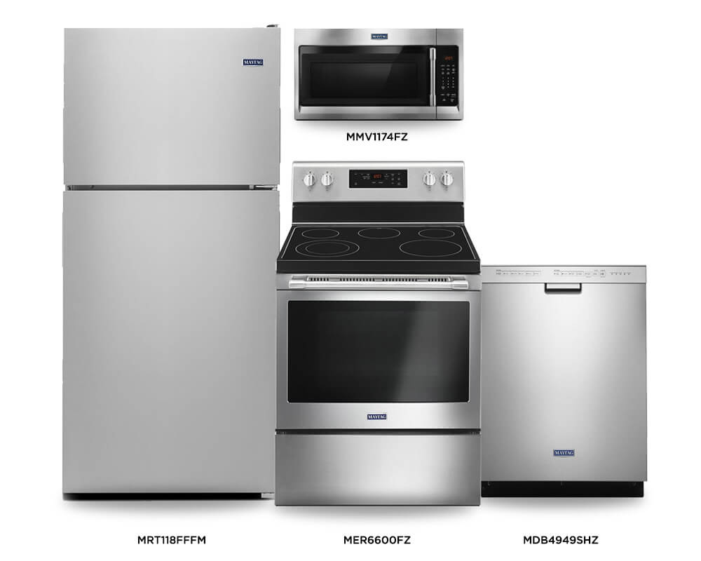 Maytag Kitchen Package